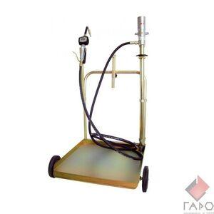 Тележка с насосом 3:1 для раздачи масла из бочек 50/60л ACAP 1761