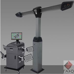 Стенд сход-развал 3D с 4-мя камерами ТехноВектор 7 T7204 TPS Premium