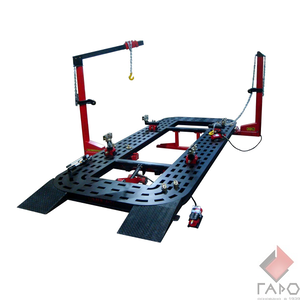 Стапель платформенный для кузовного ремонта ARS-12 (AUTOSTAPEL)