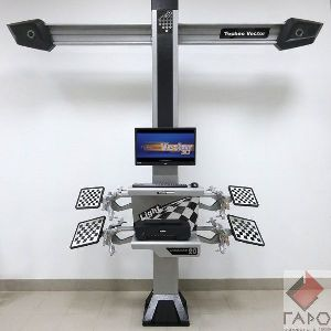 Стенд сход-развала 3D Техно Вектор 7212 TS Optima