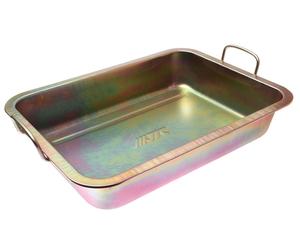 Емкость для слива масла 10л металлическая (ванна) JTC-АМ47