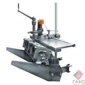 Установка для точного ремонта головок блоков двигателей Механика-2
