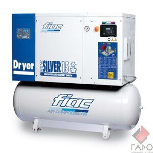 Винтовой компрессор NEW SILVER 15/300