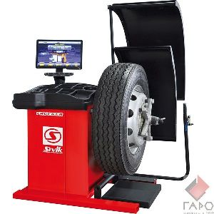 Стенд для балансировки колес универсальный СИВИК СБМП-200 TRUCKER LUXE