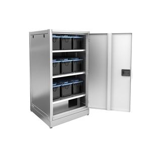 Шкаф для хранения аккумуляторов ИБП КРОН-ШМА-01.1500
