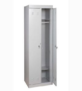 Шкаф гардеробный металлический раздевальный WR-22-175-60