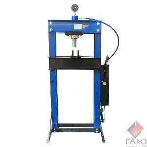 Пресс гидравлический ручной/ножной 30 тонн TS0500F-4